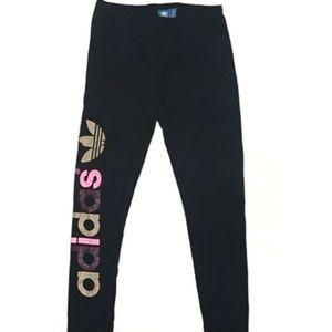 Adidas Originals Trefoil leggings size L